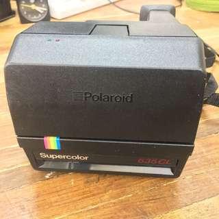 Polaroid 635 CL - 600 film