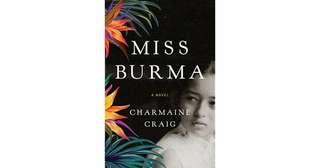 eBook - Miss Burma by Charmaine Craig
