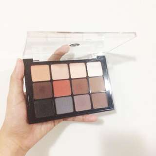 Viseart Neutral Matte Palette