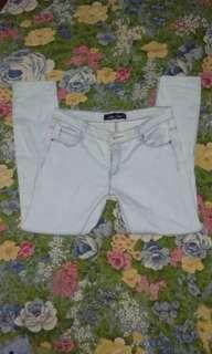 Skinny pants - Acid blue