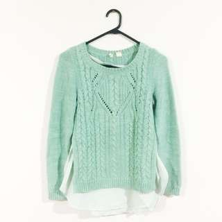 Anthropologie Knit Jumper