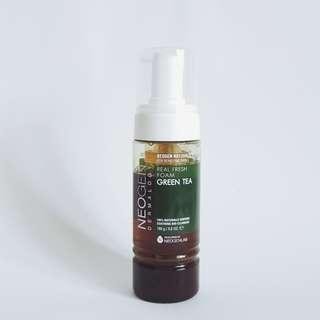 """""""Neogen - Real Fresh Foam Green Tea"""" Cleanser - 99K"""