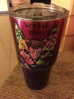 🚚 貓咪冰霸杯