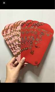 AIA Red Packets 10 in a pack