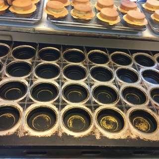 車輪餅烤盤