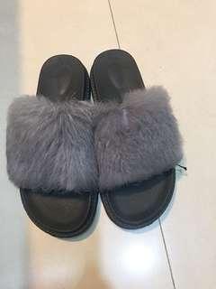 🚚 日本毛拖鞋