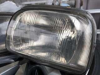 Lampu Kaca Cromax Coco Original Daihatsu Front Headlamp