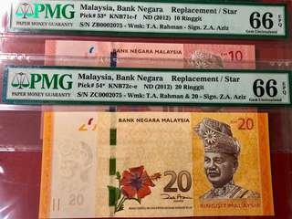 ZETI RM10&RM20 REPLACEMENT SAME PREFIX
