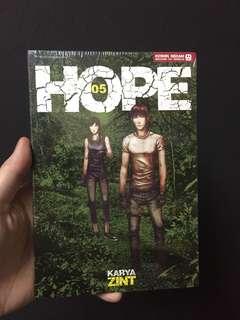 Komik Hope Jilid 5 - Gempak Starz karya Zint