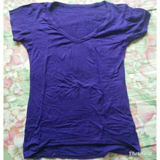 Dark violet 👕 stretchable