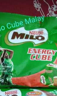 Milo Cube / Milo Kotak (repack 15pcs)