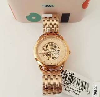 Fossil Women's Tailor Automatic Watch