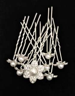 12 Brand new hair pins