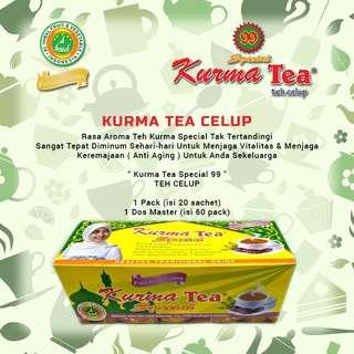 Kurma Tea minuman kesehatan