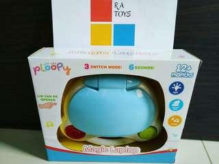 Labtop mainan anak