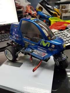 Custom Valentino Rossi 46 Tamiya Dancing Rider RTR