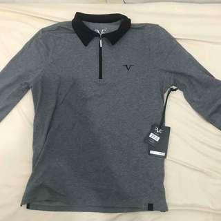 V 19.69 Long sleeves polo shirt (men's)