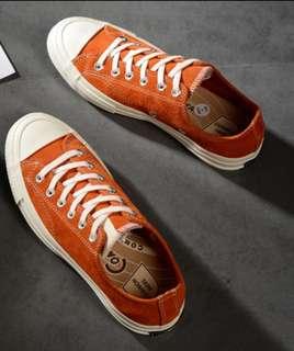 1970s Converse Addict Orange Suede  $400