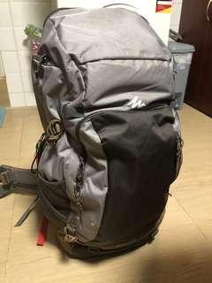 QUECHUA MULTI-DAY HIKING/ TRAVEL BACKPACKS (70L)