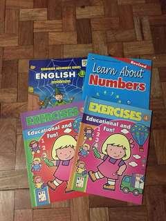 Activity Book Bundle