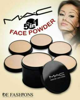 5in1 Face Powder