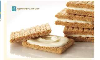 日本直送零食 sugar butter sand trees原味14入