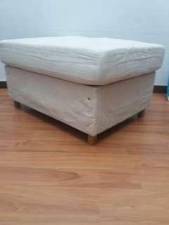 Ikea Storage Stool Ektorp
