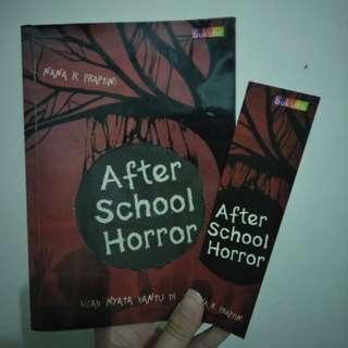 Novel AFTER SCHOOL HOROR