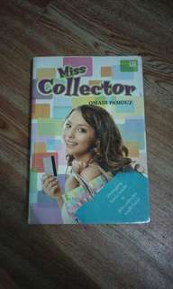 "BUKU NOVEL ""MISS COLLECTOR"""