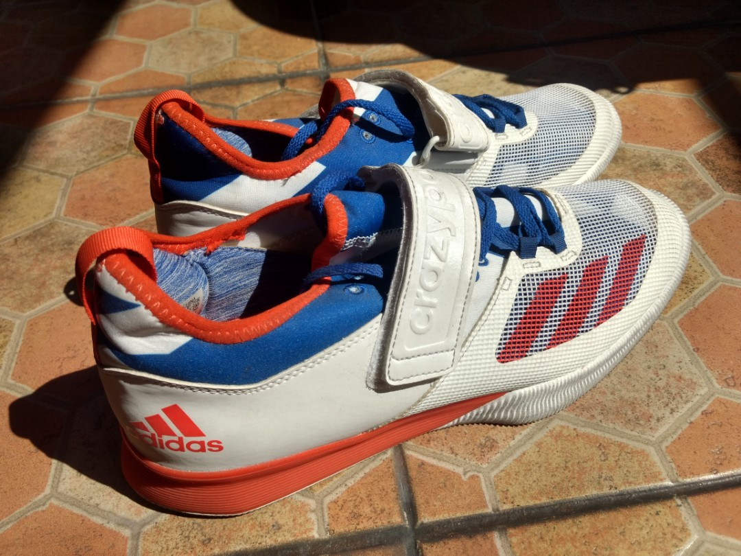 Adidas CrazyPower Weightlifting Shoes on Carousell