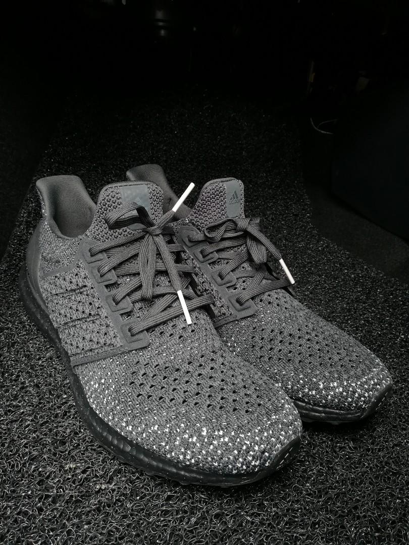 514a39637 Adidas Ultra Boost Clima Cool triple black