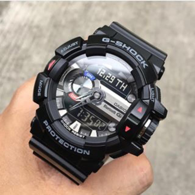 4883e43aee4 Authentic Brand New Casio G-Shock GBA-400-4C Bluetooth © Smart G-Mix ...