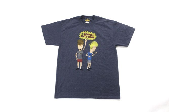 Beavis and Butt-head Vintage T