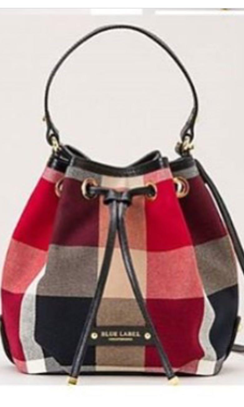 Blue Label An Bucket Bag Women S Fashion Bags Wallets On Carou