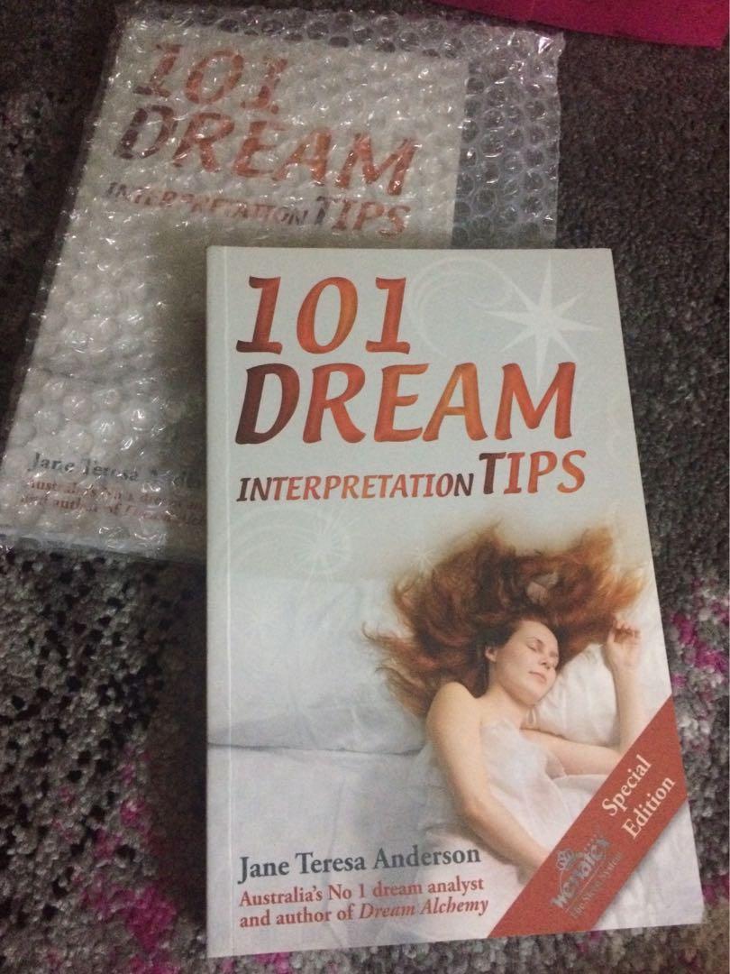 BRAND NEW BOOK 101 Dream Interpretation Tips