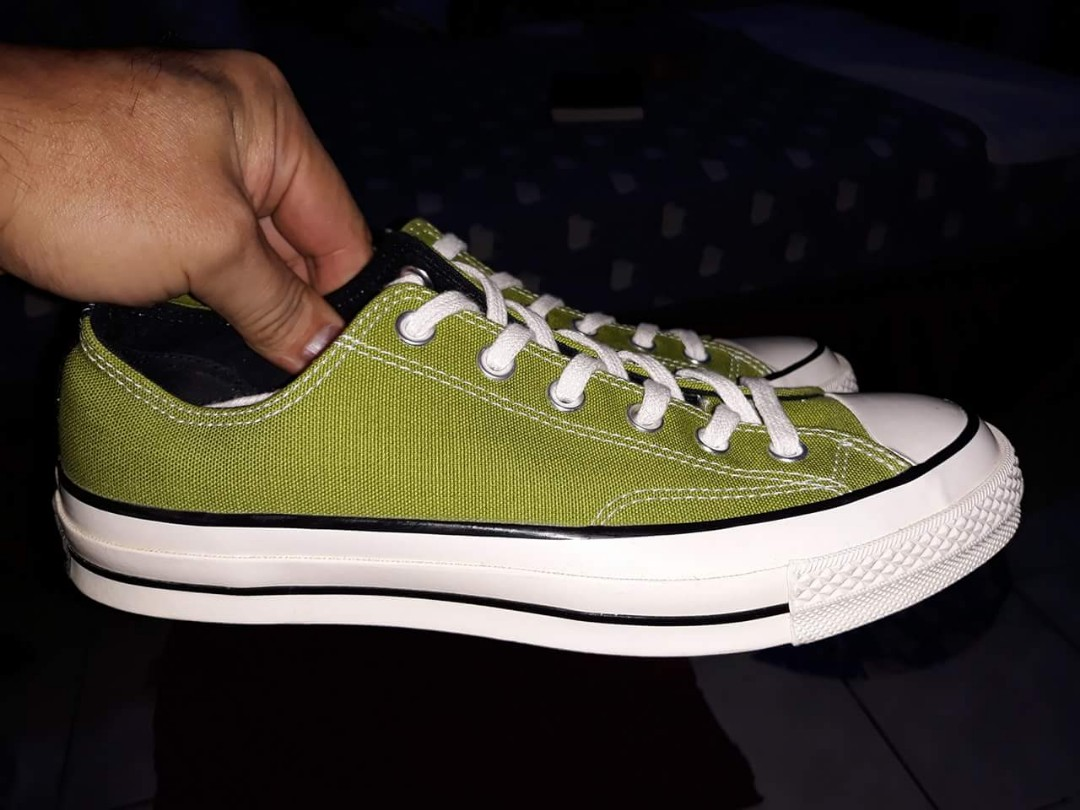 9cde4df7d177 Converse Chuck Taylor 70s Spinach Green on Carousell