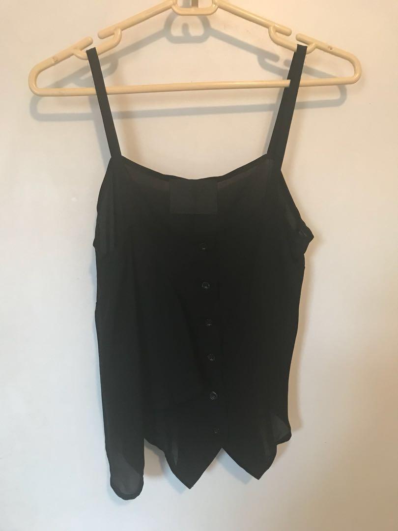 Designer Diana Orving Silk Top
