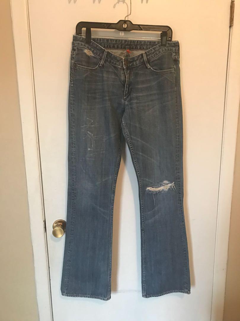 Earnest Sewn Designer Jeans