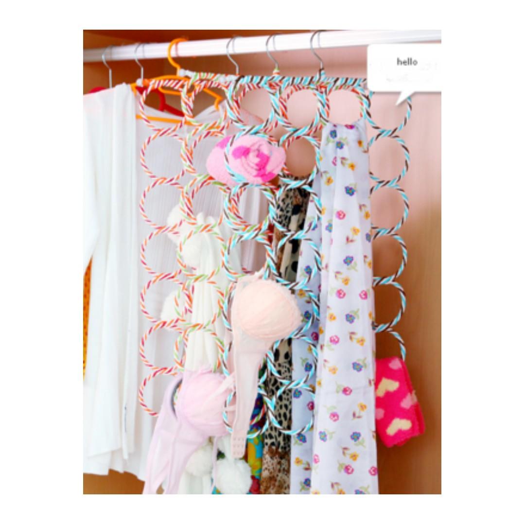 Grosir SBB Gantungan Jilbab / Hanger Jilbab / Kerudung / Syal 12 Ring | Shopee Indonesia