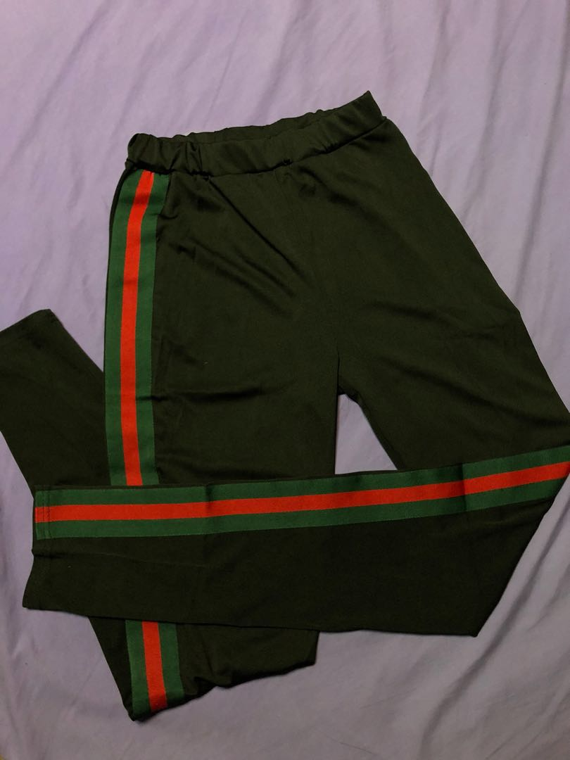 Gucci Inspired Pants