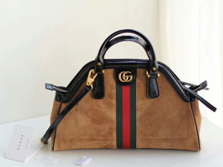 77129caf98e8 Gucci Rebelle, Luxury, Bags & Wallets on Carousell