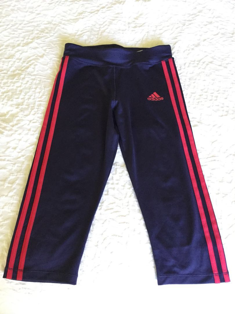 Including post- Adidas Tights size 6