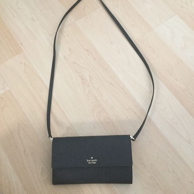 Kate spade wallet cross body bag