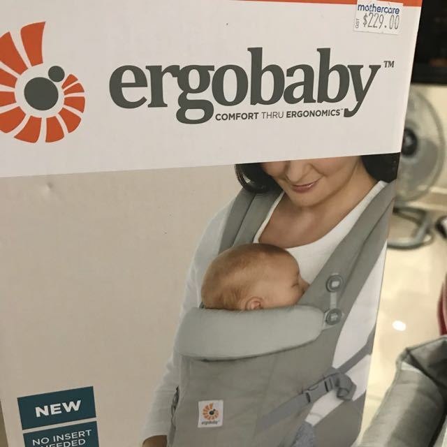 gently used ergo baby carrier