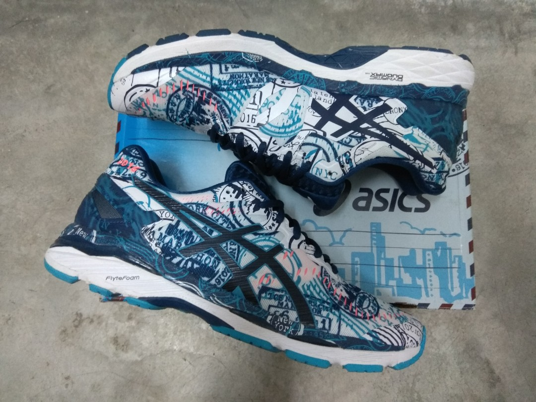 Limited edition Asics Gel Kayano 23 NYC city pack