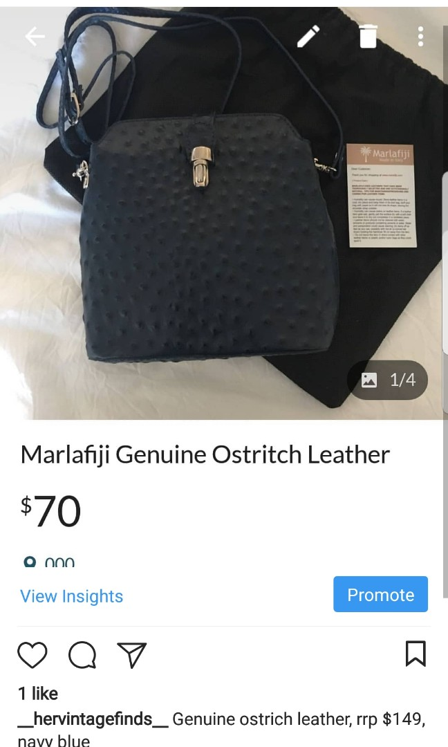 Marlafiji Bag