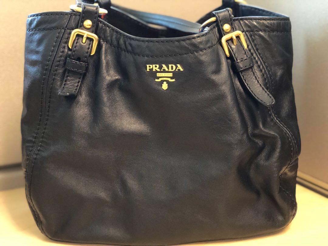 318a69d5425f Prada Milano #rayaletgo, Luxury, Bags & Wallets on Carousell