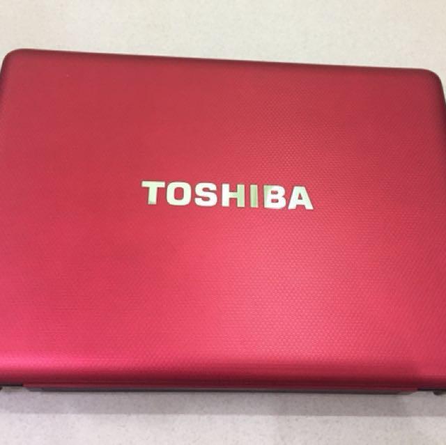 Pre-loved Toshiba Portege M900 laptop
