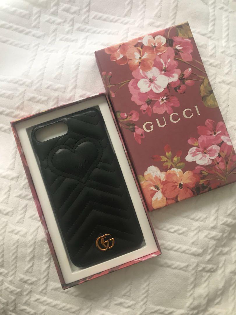 PRICE DROP!! Gucci gg marmont iPhone 7/8 plus case