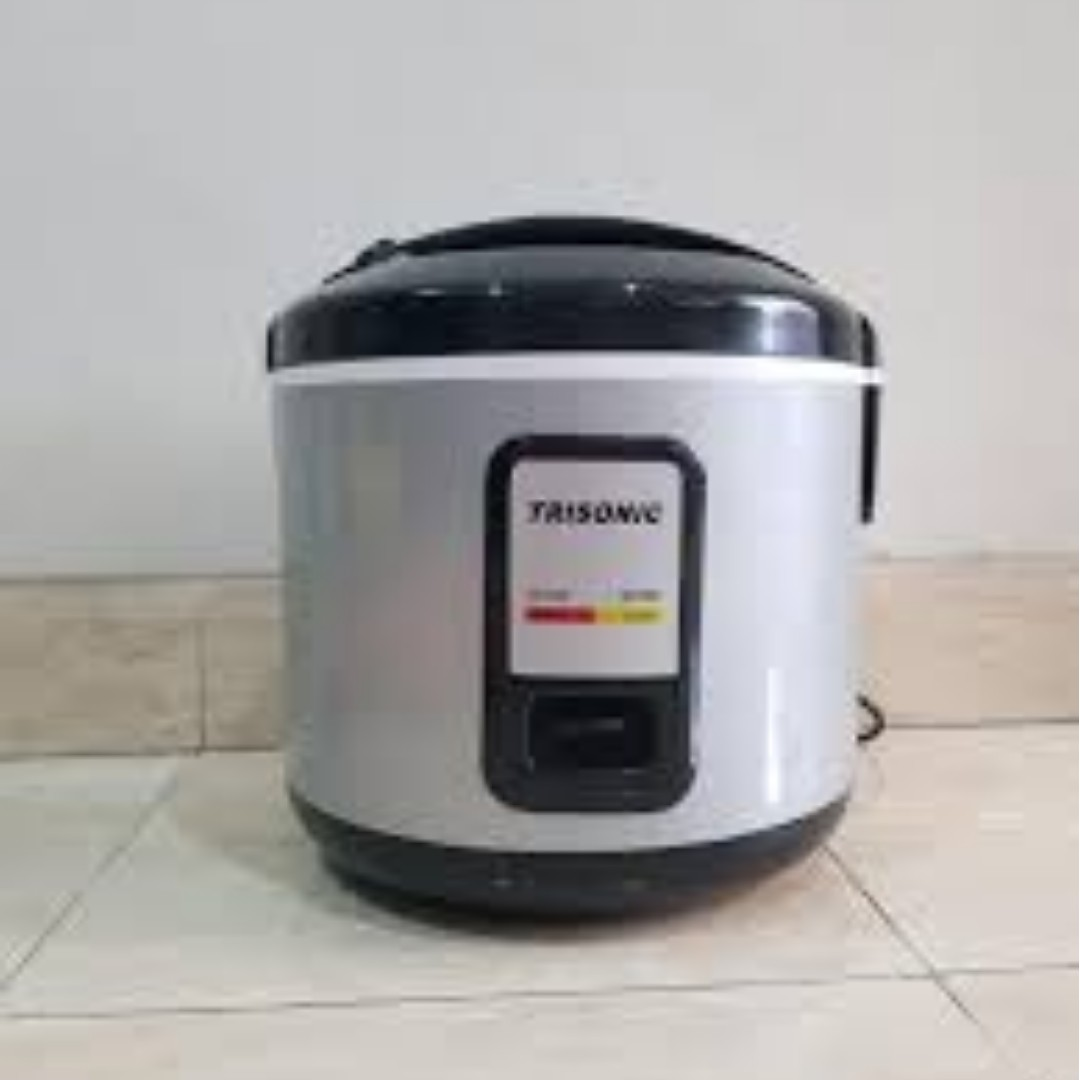 Rice Cooker Mini Penanak Nasi Cocok Buat Traveling Dll Smart4k Maspion Travelling Mrj 029 15 Liter Trisonik Paling Bagus Kitchen Appliances Di Carousell